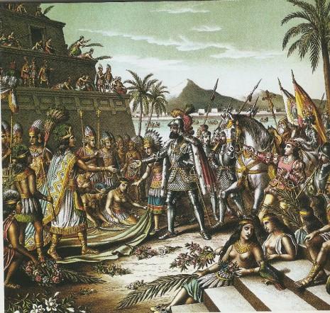 cortesymoctezuma