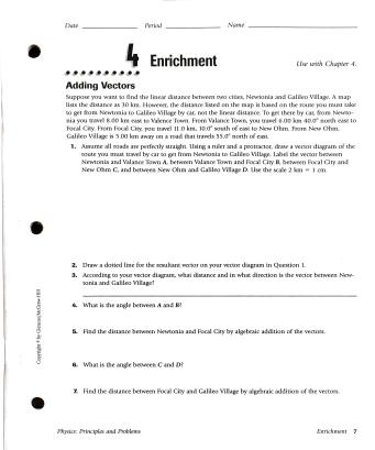 Enrichment 4.1